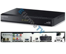 DVB-T2/T ресивер World Vision T23CI