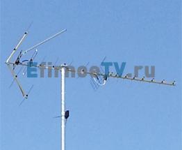 Всеволновая эфирная антенна Funke DSRC1760