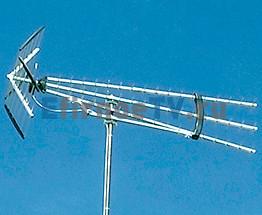 установка антенн для приема эфирного телевидения Скайтеч AV750 - http://ktv24.ru